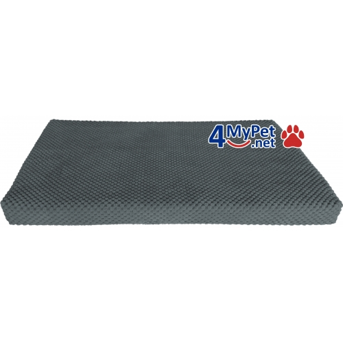 Additional Fabric Cover for mattress. Anthracite color.