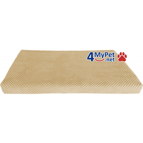 Additional Fabric Cover for mattress. Beige color.