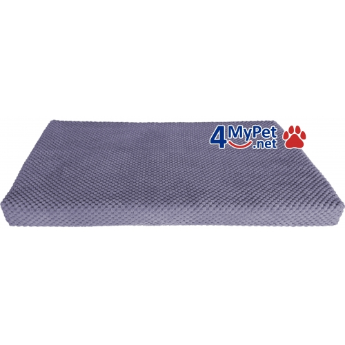 Additional Fabric Cover for mattress. Navy (faded) color.
